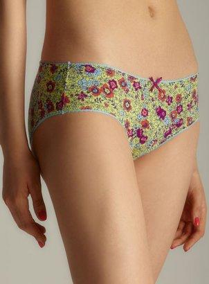 Spreegirl Floral Cotton Hipster Bottom