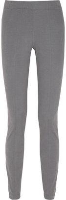Donna Karan Stretch cotton-blend pants