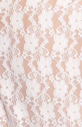 Jonquil In Bloom by Retro Lace Wrap