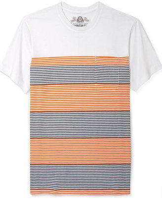 American Rag Shirt, Multistripe T-Shirt