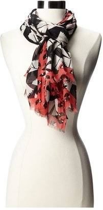 Marc by Marc Jacobs Marc by Marc Jacob Pinwheel Scarf Scarve