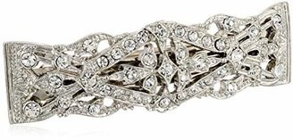 1928 Jewelry 1928 Bridal Crystal Hair Barrette