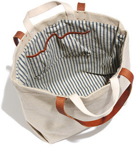 Madewell The Double-Handle Tote
