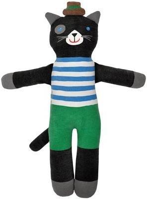 Blabla Lucky the Cat Cloth Doll