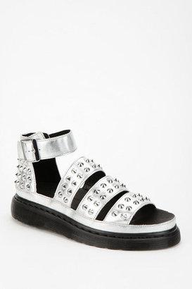 Dr. Martens Metallic Stud Caged Sandal