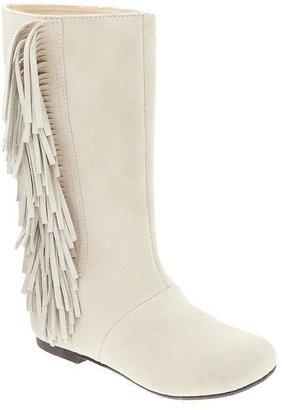 Gap Fringe boots