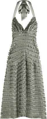 Temperley London Juliana halter dress