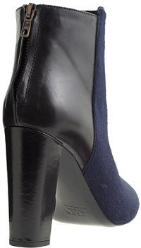 J.Crew Collection Rory calf hair ankle boots