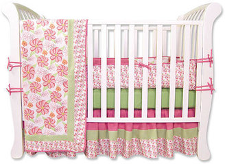 Trend Lab Hula Baby 4 Piece Crib Bedding Set