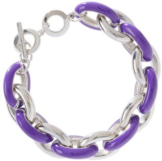 Coldwater Creek Oval links bracelet