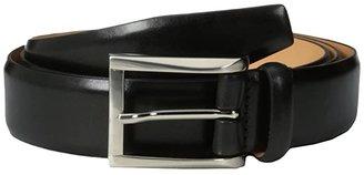 Trafalgar Broderick (Black) Men's Belts