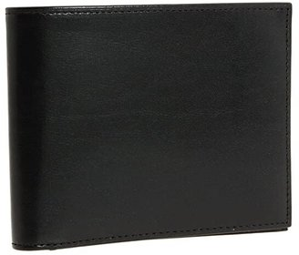 Bosca Old Leather Collection - Executive ID Wallet (Cognac Leather) Bi-fold Wallet