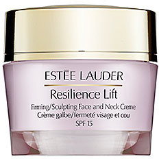 Estee Lauder Resilience Lift Firming/Sculpting Face and Neck Creme Broad Spectrum SPF 15, Normal/Combination Skin