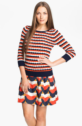 Milly 'Wave' Sweater