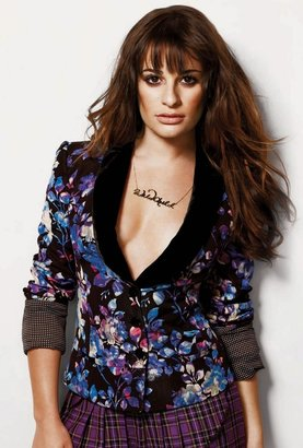CC Skye Wild Child Necklace as Seen On Lea Michele
