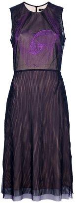 Marios Schwab 'Spirograph' dress