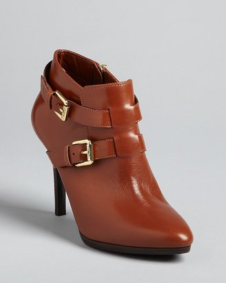 Lauren Ralph Lauren Pointed Toe Booties - Lorelei