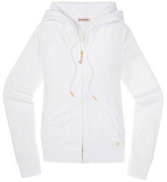 Juicy Couture Original Jacket in Bridal J Bling Velour