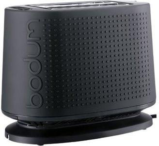 Bodum 2-slice Bistro Toaster, Black