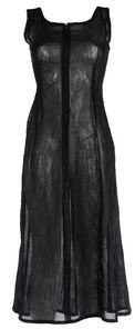 Yohji Yamamoto Y'S 3/4 length dresses