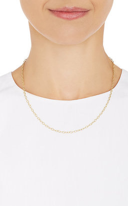 Cathy Waterman Women's Lacy Chain Necklace