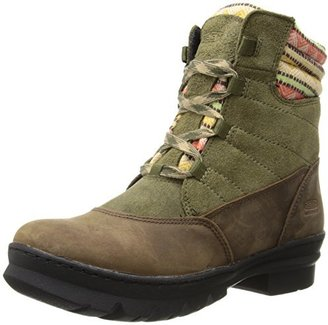 KEEN Women's Wapato Mid WP Winter Boot $130 thestylecure.com