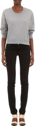 Acne Studios Flex Jeans - BLACK