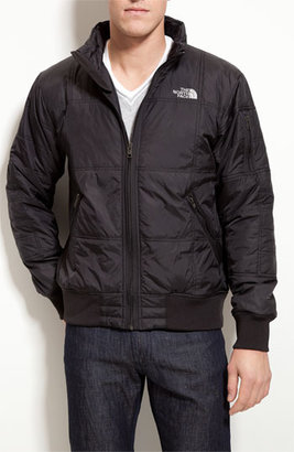 The North Face 'Boss' Quilted Bomber Jacket