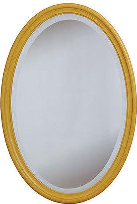 Ethan Allen Sidekick Oval Mirror