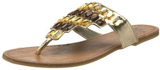 Miss Me Women's Zest-1 Flip Flop Sandal