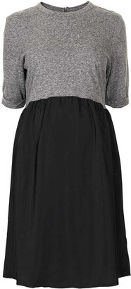 Topshop Maternity Woven 2 in 1 Smock