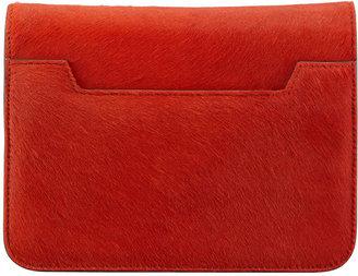 Tom Ford Natalia Medium Calf Hair Clutch Bag