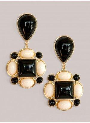 IGIGI Tory Earrings in Onyx