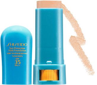 Shiseido Sun Protection Stick Foundation SPF 35 PA++
