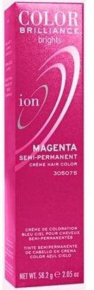 Ion Color Brilliance Brights Semi-Permanent Hair Color Magenta $8.55 thestylecure.com