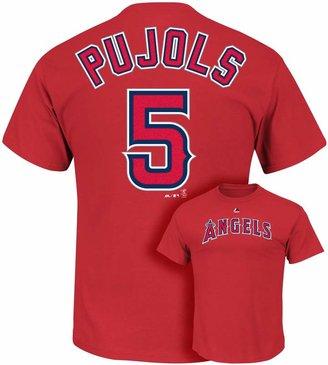 Majestic Men's Los Angeles Angels of Anaheim Albert Pujols Tee