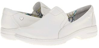 Nurse Mates Meredith (White) Women's Industrial Shoes