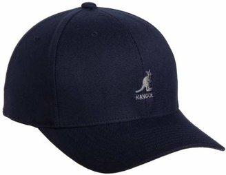 Kangol Wool Flexfit Baseball Cap, Blue (), (Manufacturer Size: /X-)