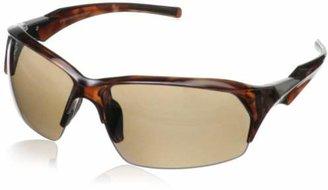 Greg Norman G4202 Polarized Sport Semi Rimless Glare Control Polarized Sunglasses