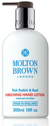 Molton Brown Rok Radish & Basil Hand Lotion, 10oz.