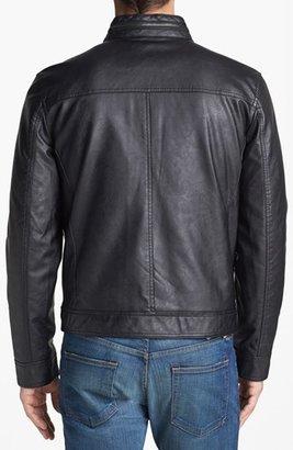 Kenneth Cole Reaction Moto Jacket