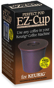 Keurig Perfect Pod EZ-Cup for