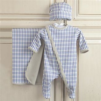 Oilo Organic Newborn Layette Set Boy
