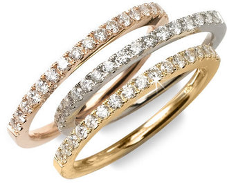 Nordstrom Diamond Collection Thin Stackable Ring