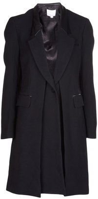 3.1 Phillip Lim crossfront crombie coat