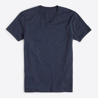 J.Crew Slim washed jersey V-neck tee