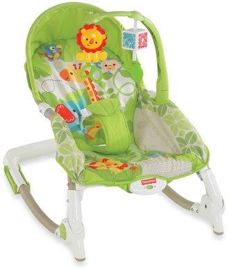 Fisher-Price Rain Forest Friends Newborn-to-Toddler Rocker