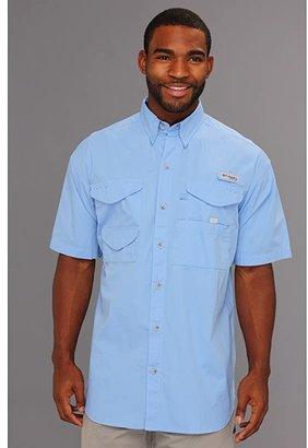 Columbia Boneheadtm S/S Shirt (White Cap) Men's Short Sleeve Button Up