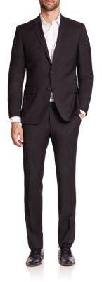 HUGO BOSS BOSS James Sharp Regular-Fit Super 120 Wool Suit