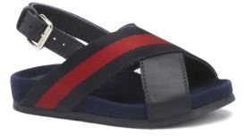 Gucci Infant's & Toddler Boy's Signature Web Sandals